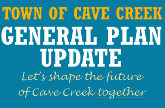 Town of Cave Creek General Plan Update, Let's Shape the Future of Cave Creek Together