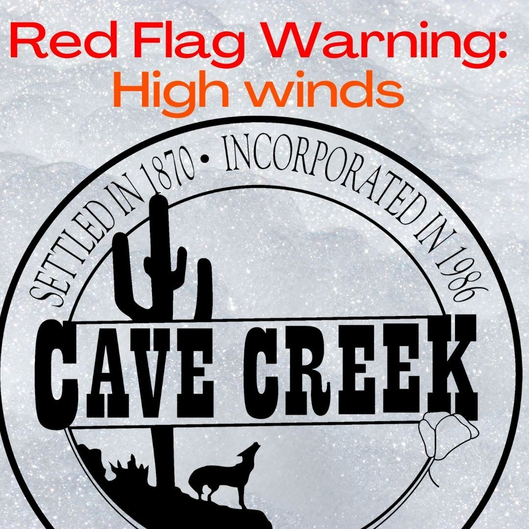 Red Flag Warning: High Winds
