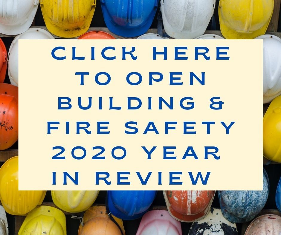 Building and Fire Safety 2020 Year in Review thumbnail